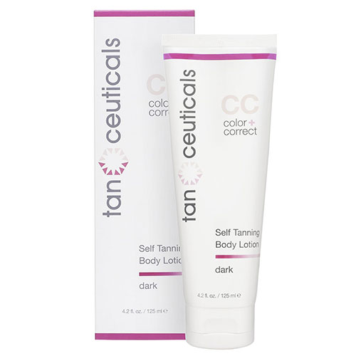 Tanceuticals CC Self Tanning Lotion