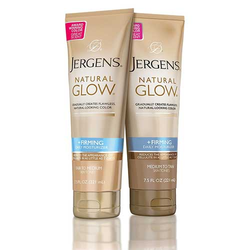 Jergens Natural Glow +FIRMING