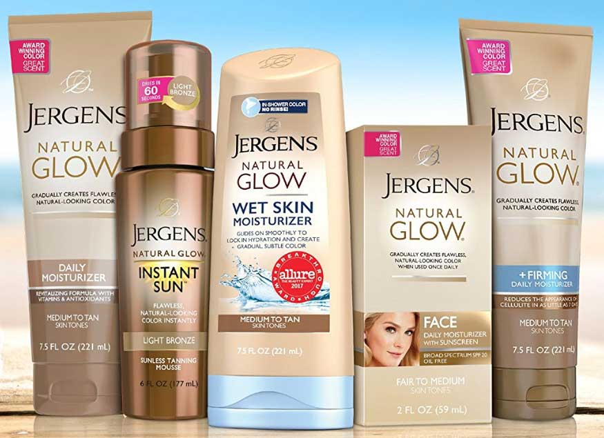 Jergens natural glow featured image