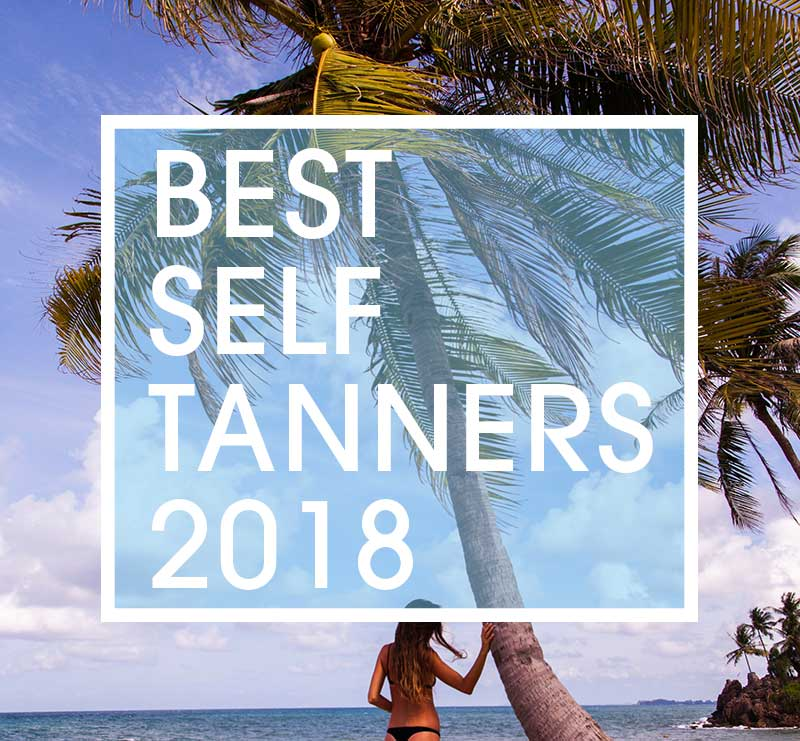 best self tanners 2018 featured image