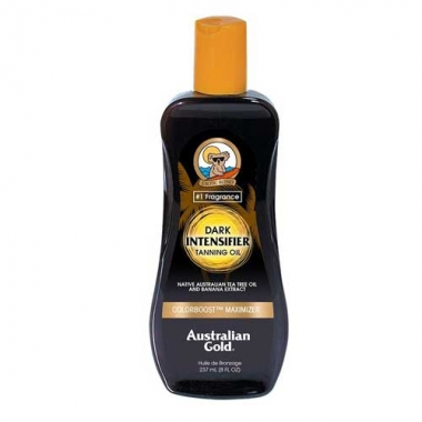 Australian Gold Dark Tanning Oil Intensifier