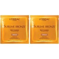 L'Oreal Paris Sublime Bronze Self Tanning Towelettes featured image