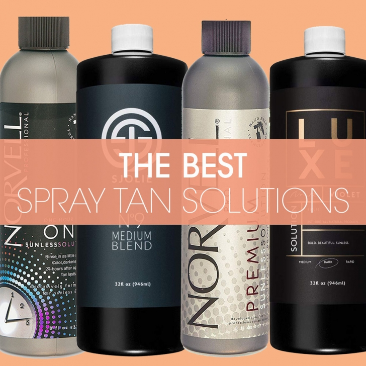 Best Spray Tan Solution featured image