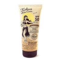 Kokua Hawaiian Reef Safe Natural Zinc Sunscreen SPF 50